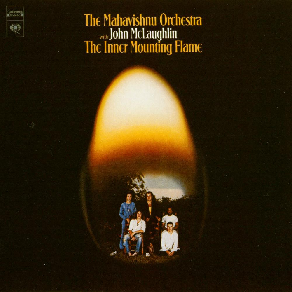 The Inner Mounting Flame by MAHAVISHNU ORCHESTRA album cover