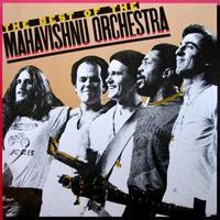 Mahavishnu Orchestra The Best Of The Mahavishnu Orchestra album cover