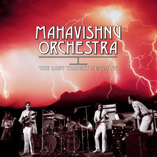The Lost Trident Sessions by MAHAVISHNU ORCHESTRA album cover