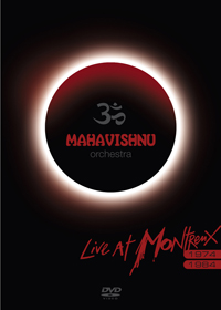 Mahavishnu Orchestra - Live At Montreux 74/84 CD (album) cover