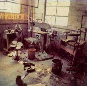 Whalefeathers - Whalefeathers CD (album) cover