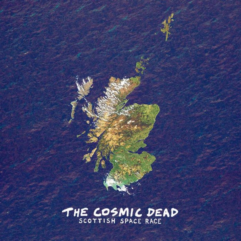 Scottish Space Race by COSMIC DEAD, THE album cover