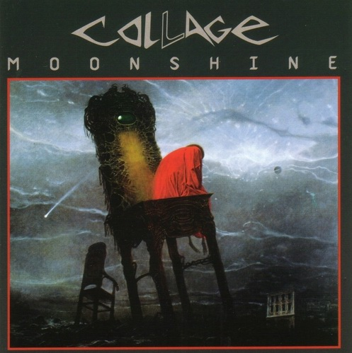 Collage Moonshine album cover