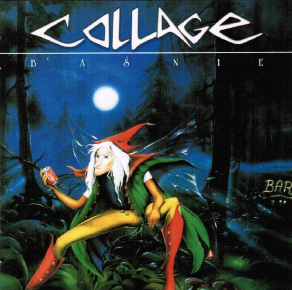 Baśnie by COLLAGE album cover