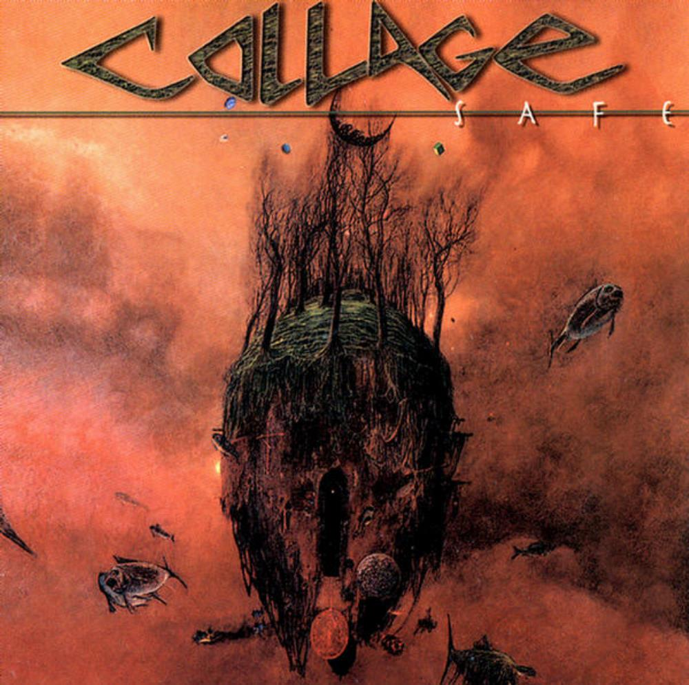 Safe by COLLAGE album cover