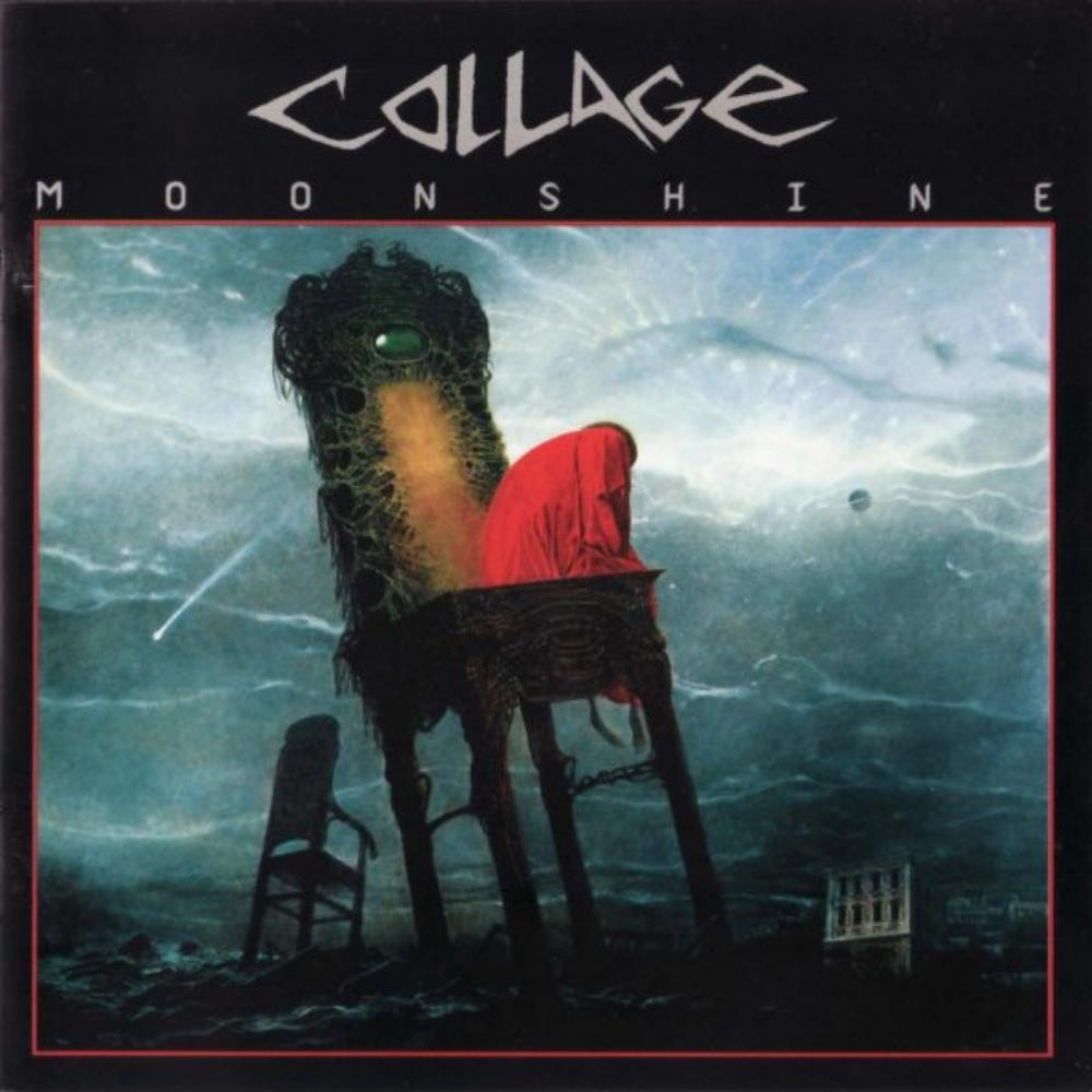 Collage - Moonshine CD (album) cover