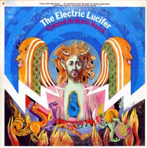 The Electric Lucifer  by HAACK, BRUCE album cover