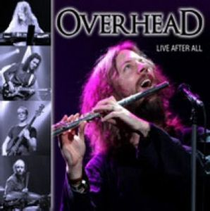 Overhead Live After All album cover