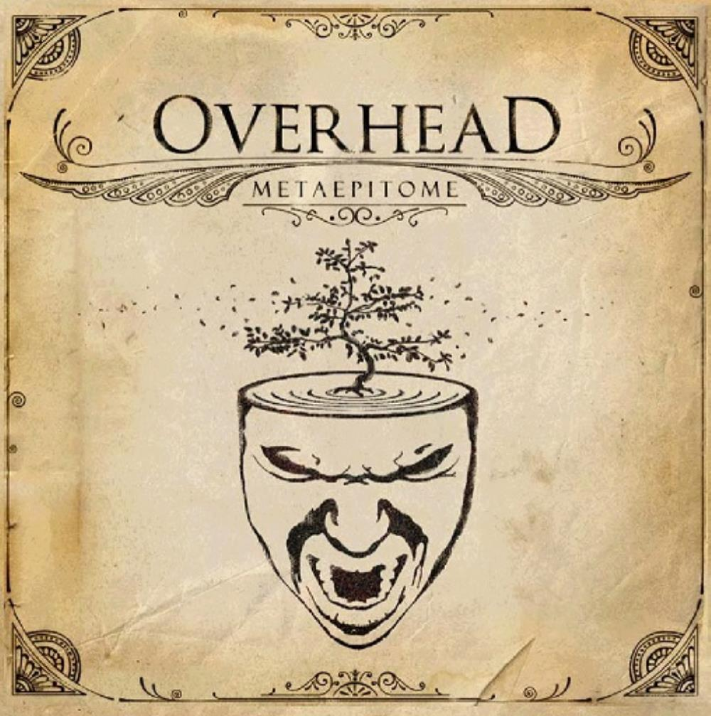 Overhead - Metaepitome CD (album) cover