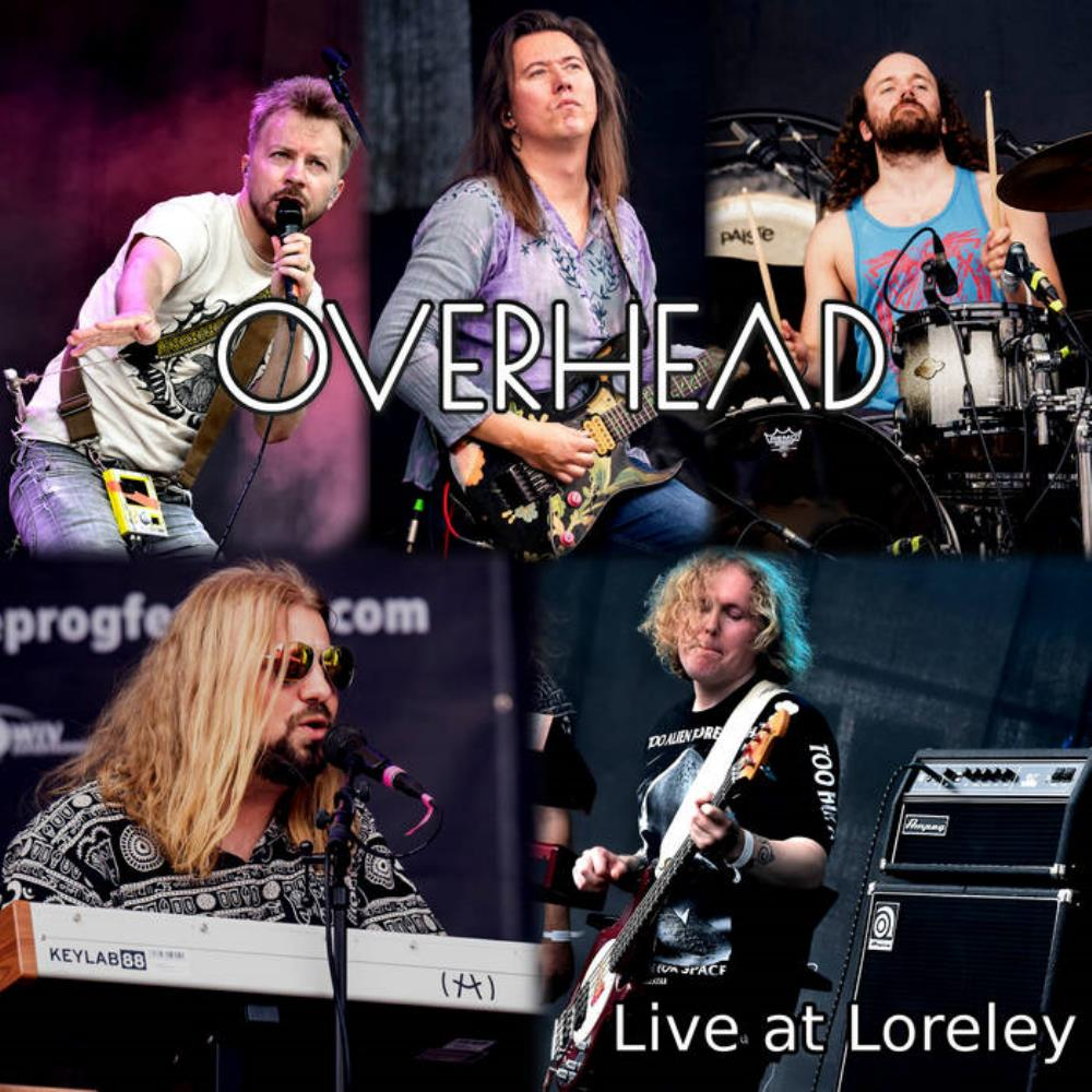 Overhead Live at Loreley album cover