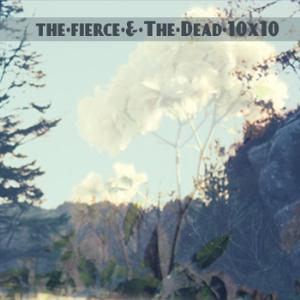 10x10 by FIERCE & THE DEAD, THE album cover