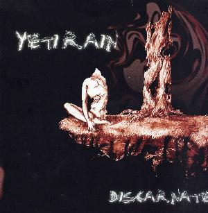 Yeti Rain Discarnate album cover