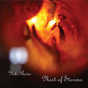 Yeti Rain Nest of Storms album cover