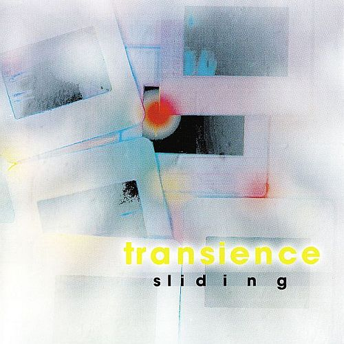 Transience - Sliding  CD (album) cover