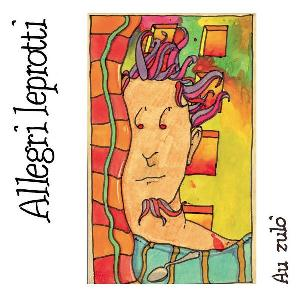 Au Zulo by ALLEGRI LEPROTTI album cover
