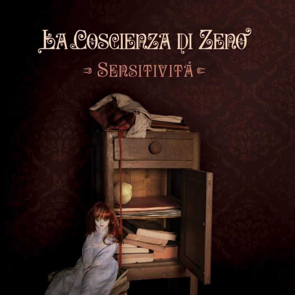 Sensitività by COSCIENZA DI ZENO, LA album cover