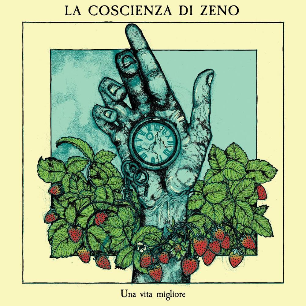 Una Vita Migliore by COSCIENZA DI ZENO, LA album cover