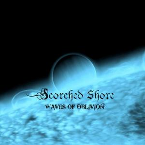 Scorched Shore Waves Of Oblivion album cover