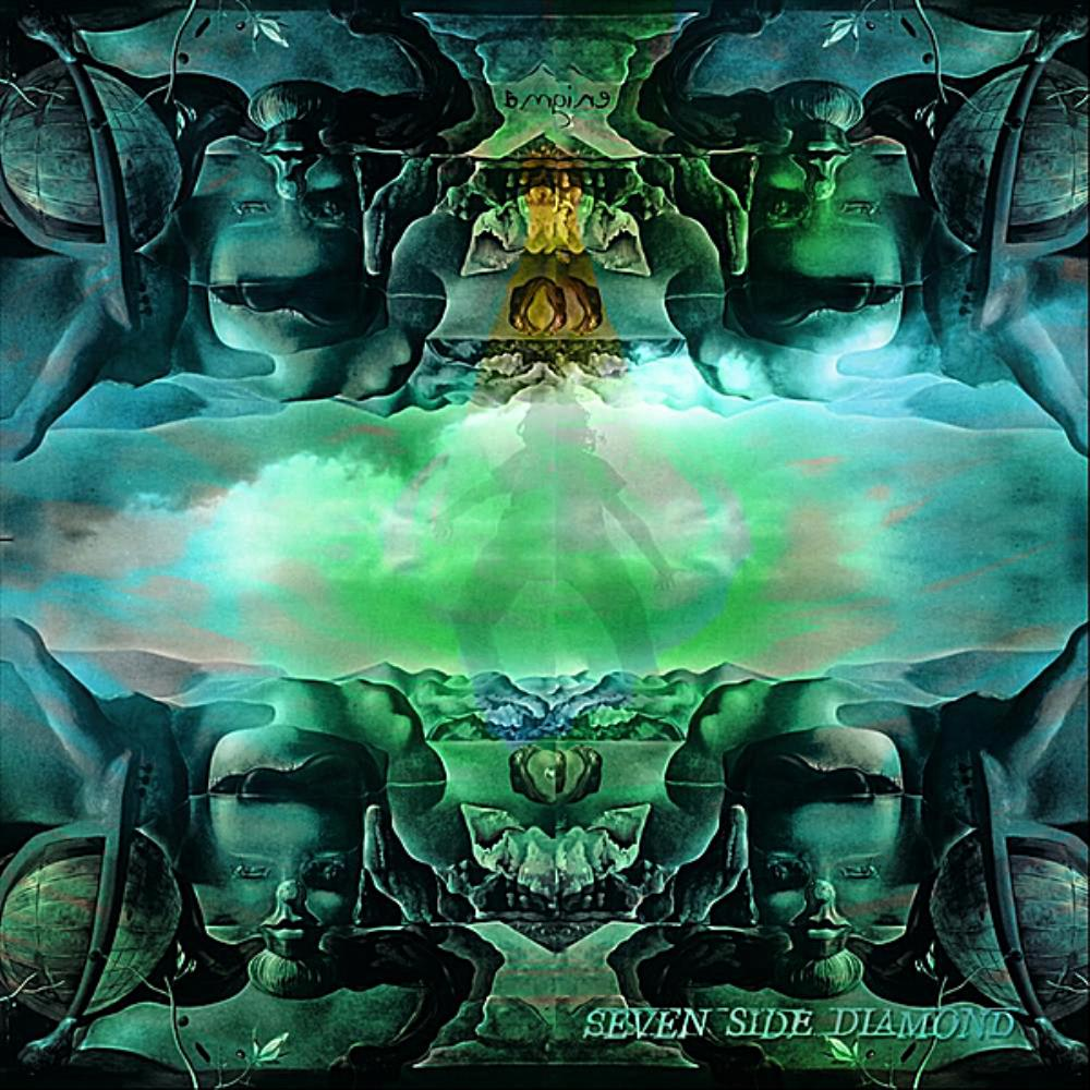 Seven Side Diamond - Enigma CD (album) cover