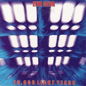 10,000 Light Years by ZENI GEVA album cover