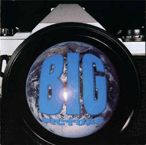 Big Picture - Big Picture CD (album) cover