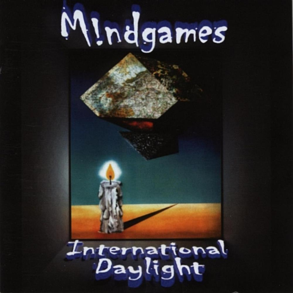 International Daylight by MINDGAMES album cover