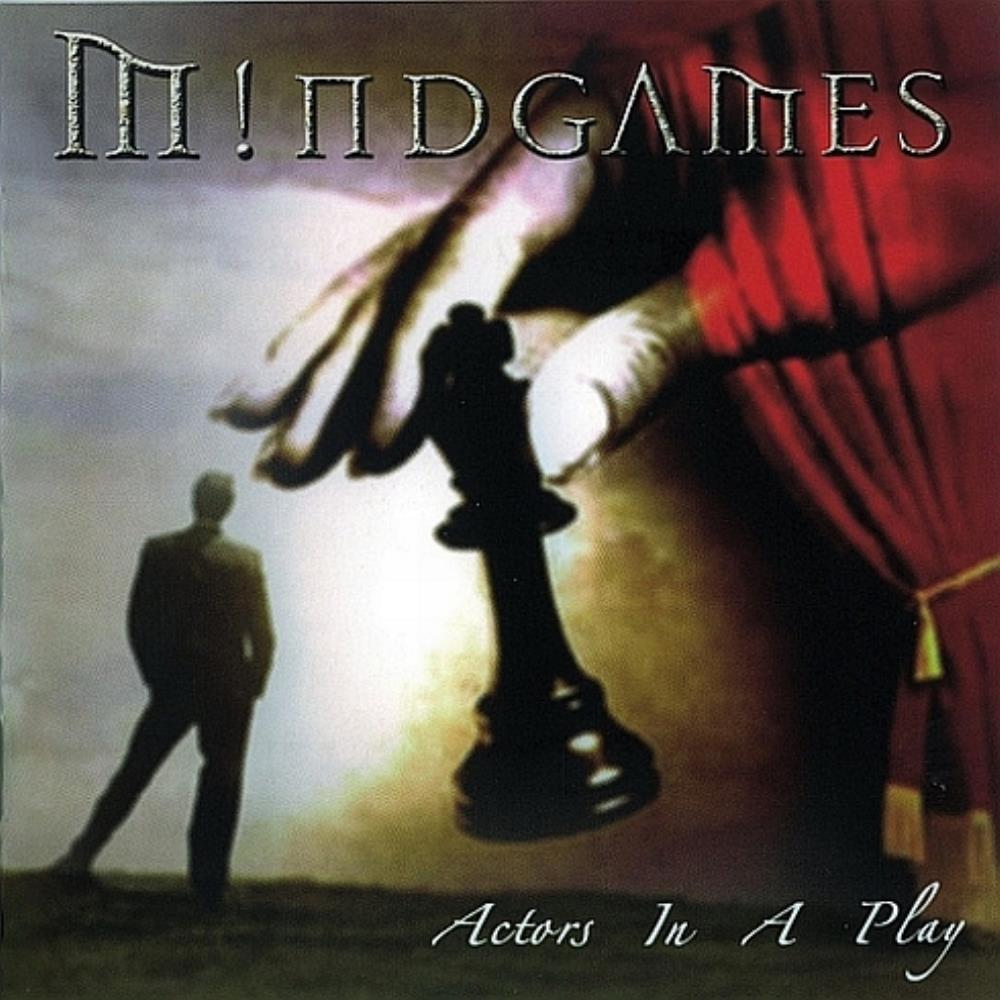 Mindgames - Actors In A Play CD (album) cover