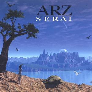 Arz - Serai CD (album) cover