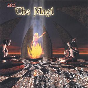 The Magi by ARZ album cover