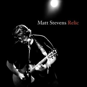 Matt Stevens Relic album cover