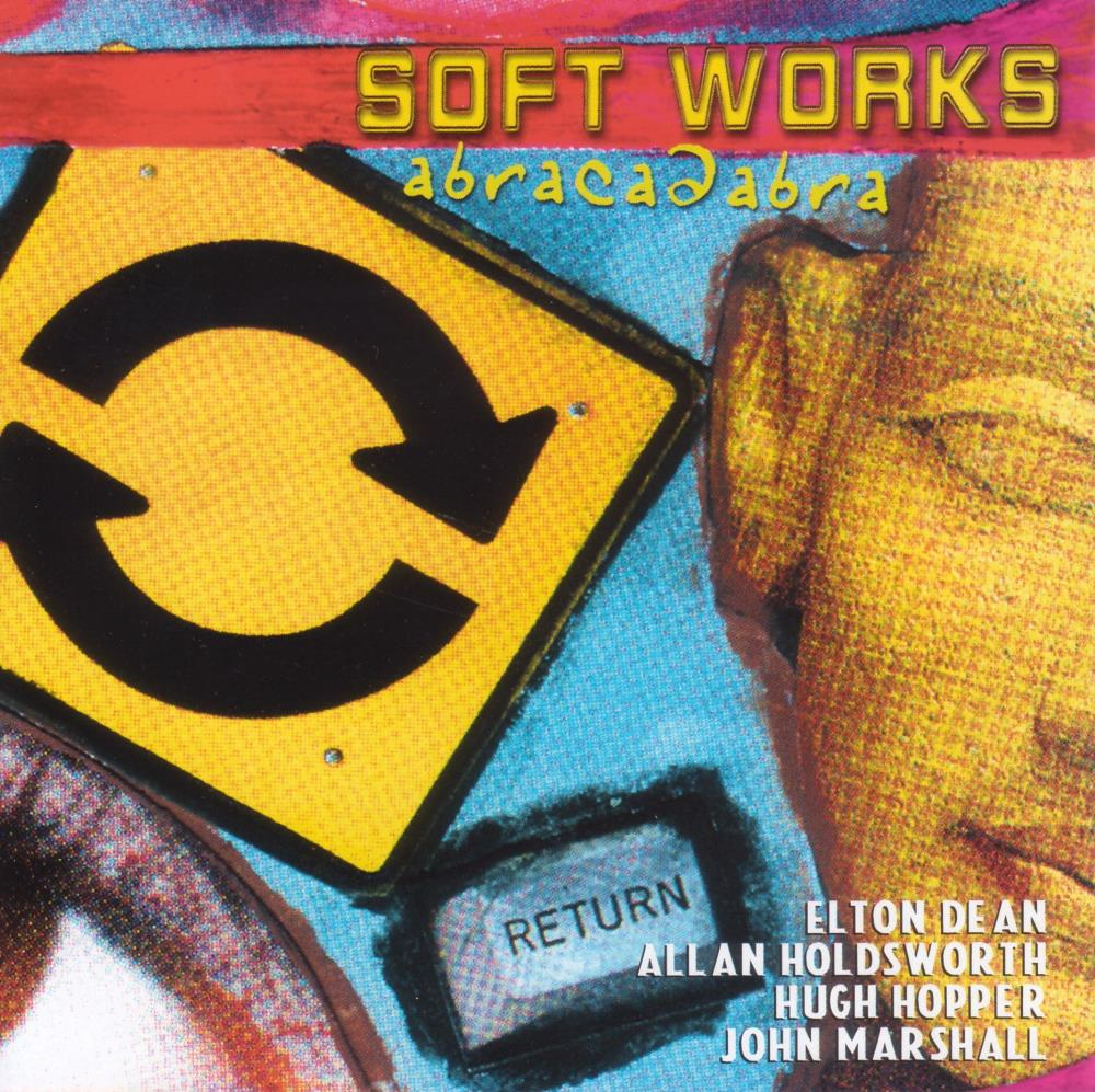 Soft Works - Abracadabra CD (album) cover