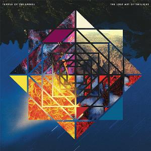 Temple Of The Smoke - The Lost Art Of Twilight CD (album) cover