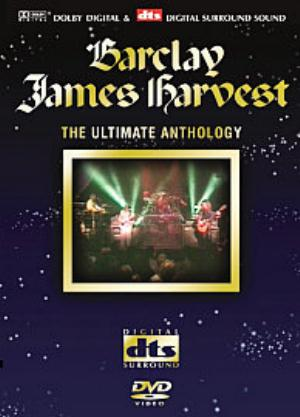 Barclay James  Harvest The Ultimate Anthology album cover