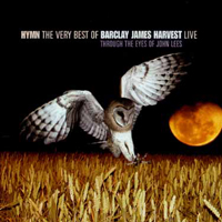 Barclay James  Harvest Hymn: The Best Of Barclay James Harvest Live album cover