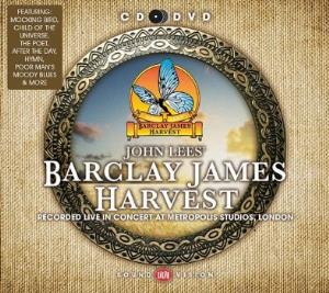 Barclay James  Harvest John Lees Barclay James Harvest: Live In Concert At Metropolis Studios, London album cover