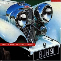 Barclay James  Harvest - The Best Of Barclay James Harvest (1992) CD (album) cover