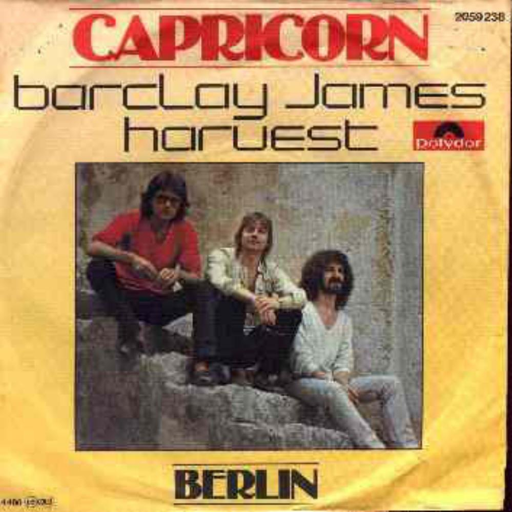 Barclay James  Harvest Capricorn / Berlin album cover
