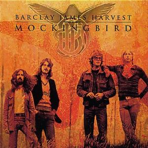 Barclay James  Harvest Mockingbird album cover