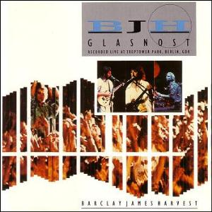 Barclay James  Harvest Glasnost album cover