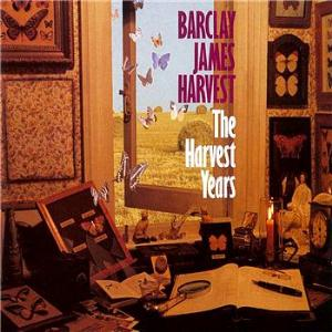 Barclay James  Harvest The Harvest Years album cover