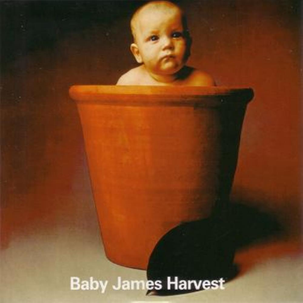 Barclay James  Harvest Baby James Harvest album cover