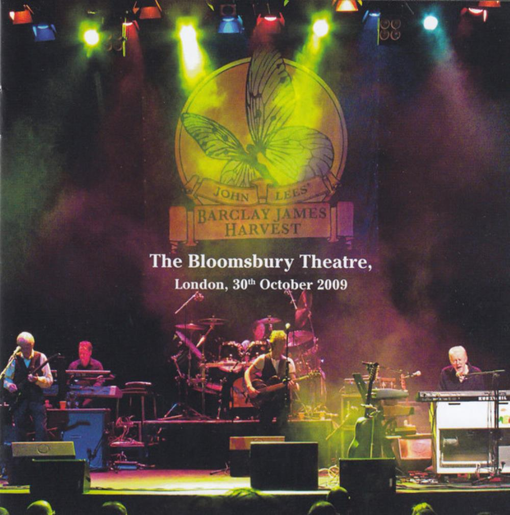 Barclay James  Harvest John Lees' Barclay James Harvest: The Bloomsbury Theatre, London, 30th October 2009 album cover