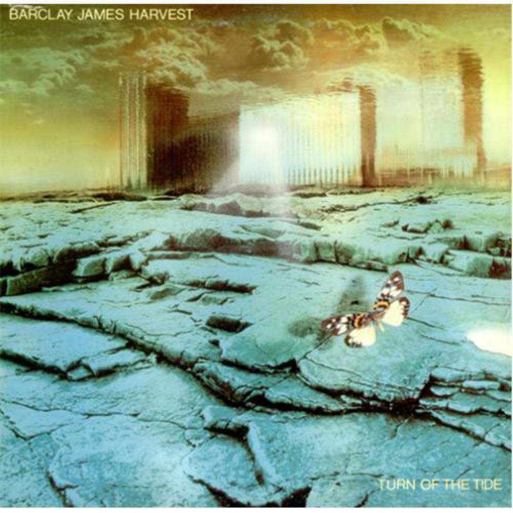 Barclay James  Harvest - Turn Of The Tide CD (album) cover