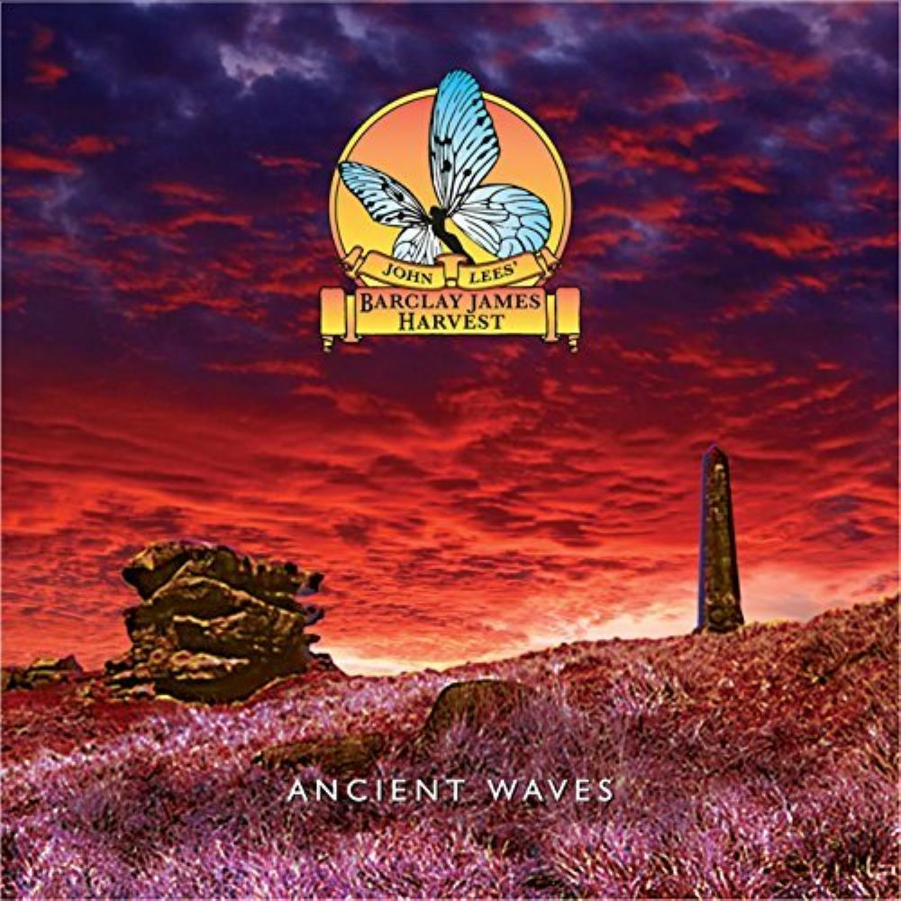 Barclay James  Harvest John Lees' Barclay James Harvest: Ancient Waves album cover