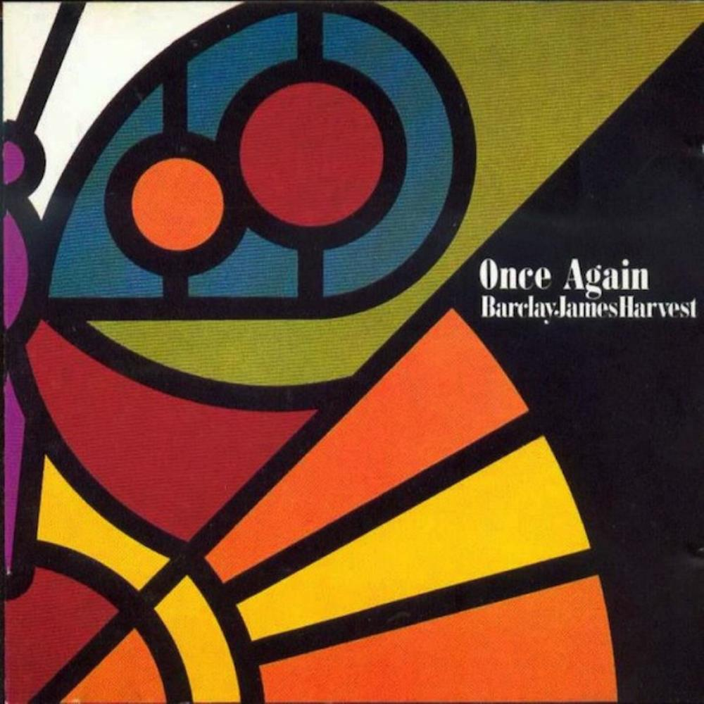 Once Again by BARCLAY JAMES  HARVEST album cover