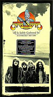 Barclay James  Harvest - All Is Safely Gathered In - An Anthology 1967-1997 CD (album) cover