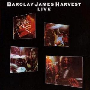 Barclay James  Harvest - Barclay James Harvest Live CD (album) cover