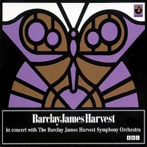 Barclay James  Harvest BBC In Concert 1972 album cover