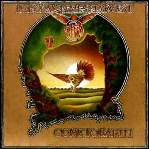 Barclay James  Harvest Gone To Earth album cover