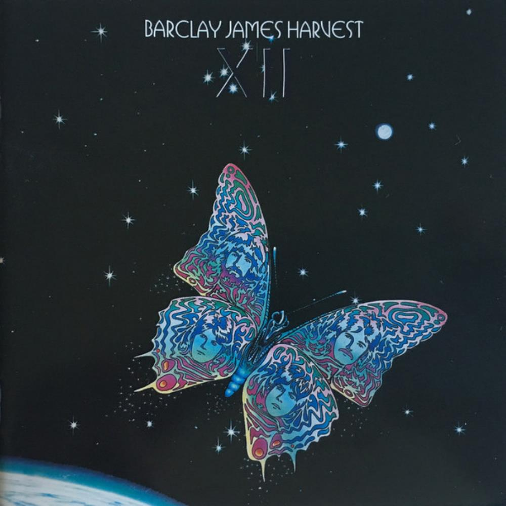 XII by BARCLAY JAMES  HARVEST album cover